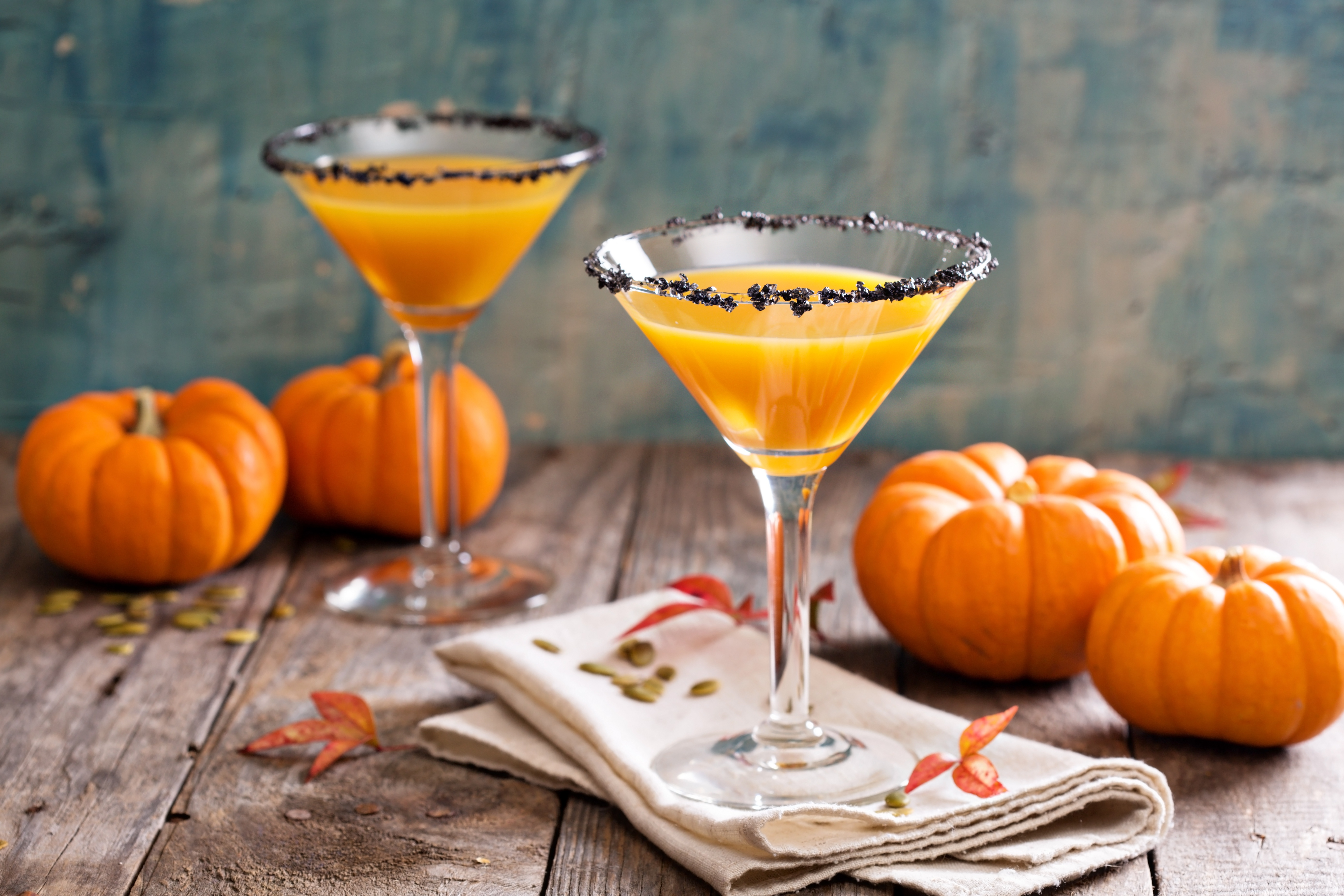 Halloween Drinks for Your Costume Party