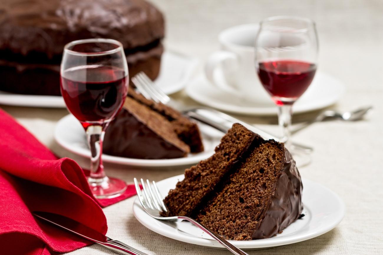 layer cake shiraz