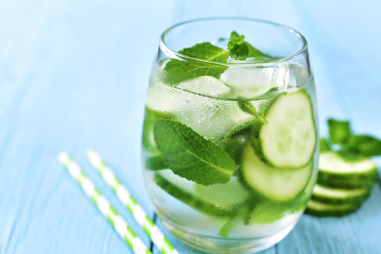 cucumber vodka